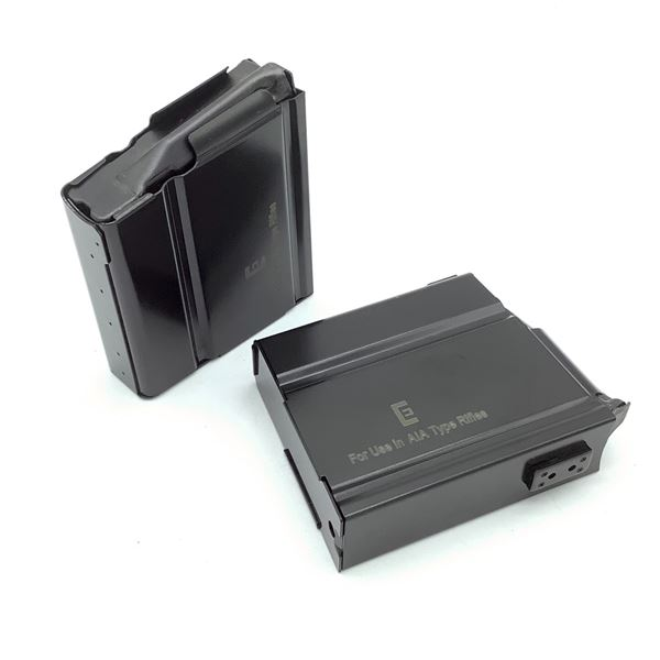 2 x Elander A1A 308 Magazines, 10 Round Capacity
