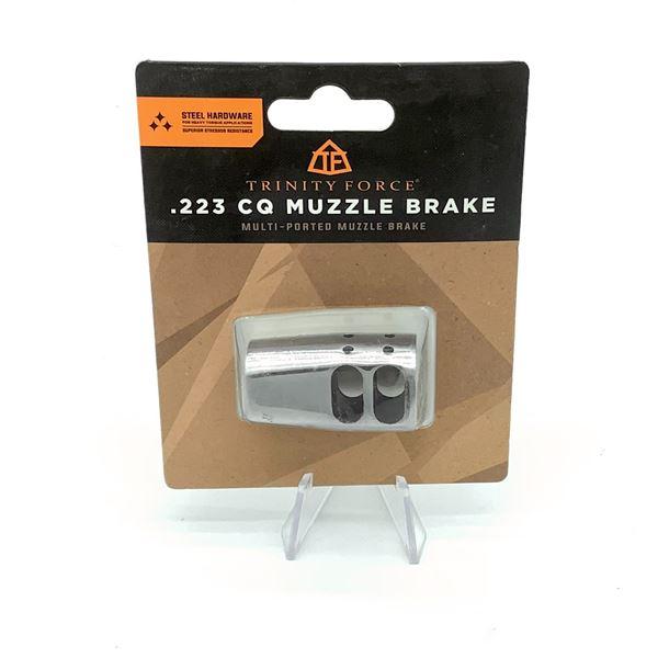 Trinity Force 223 CQ Muzzle Brake, New