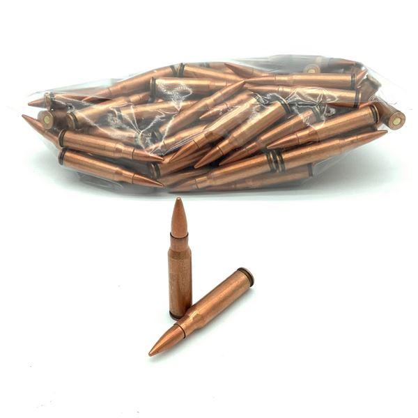 Loose 308 FMJ Ammunition, 84 Rounds