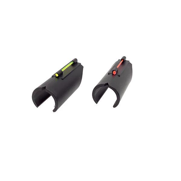 2 Trinity Force Shotgun Fiber Optic Front Sights, New