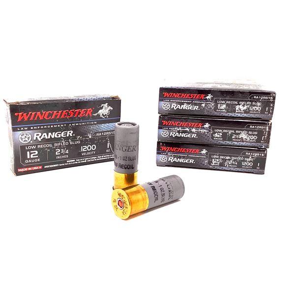Winchester Ranger 12 Ga Ammunition - 20 Rnds