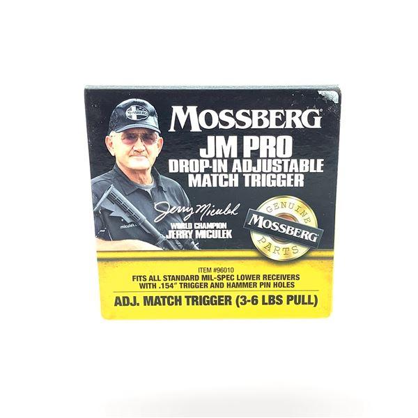 Mossberg JM Pro Drop-In Adjustable Match Trigger, New