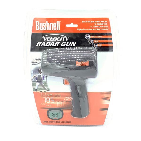 Bushnell Velocity Radar Gun, LCD Display, New