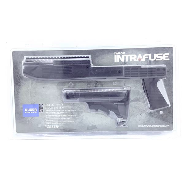 Tapco Intrafuse Ruger Mini-14/Thirty Stock System in Black, New