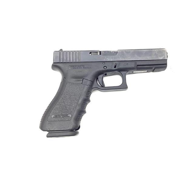 """Glock 17 """"Gen 3"""" 9mm, Used."""