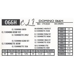 CL 1 DOMINO 066H