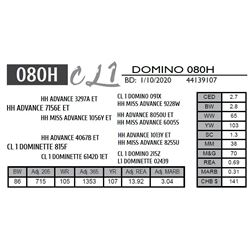 CL 1 DOMINO 080H