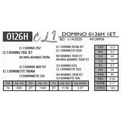 CL 1 DOMINO 0126H 1ET