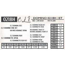 CL 1 DOMINO 0218H 1ET