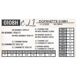 DOMINETTE 0108H