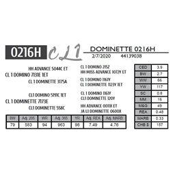 DOMINETTE  0216H