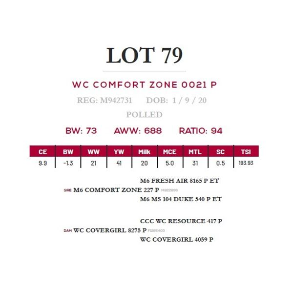 WC COMFORT ZONE 0021 P