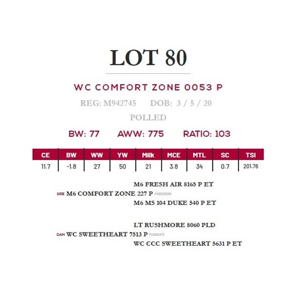 WC COMFORT ZONE 0053 P