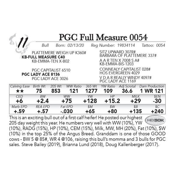 PGC Full Measure 0054