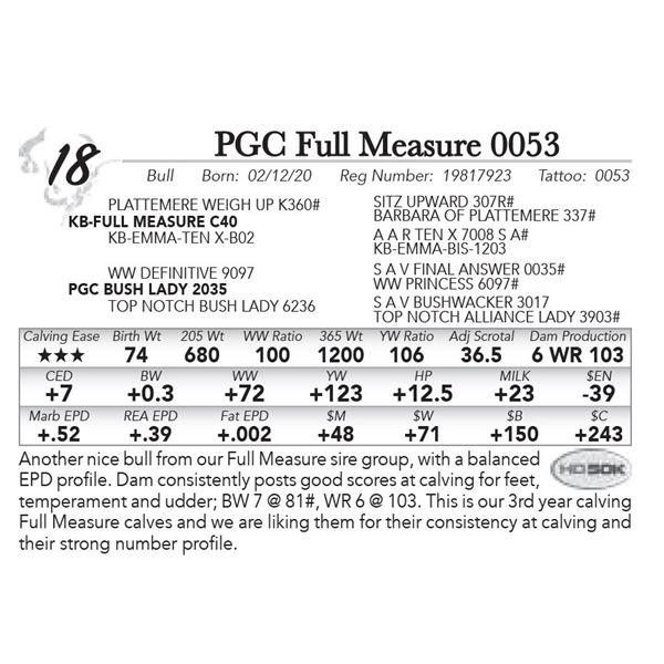 PGC Full Measure 0053