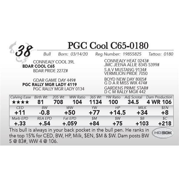 PGC Cool C65-0180