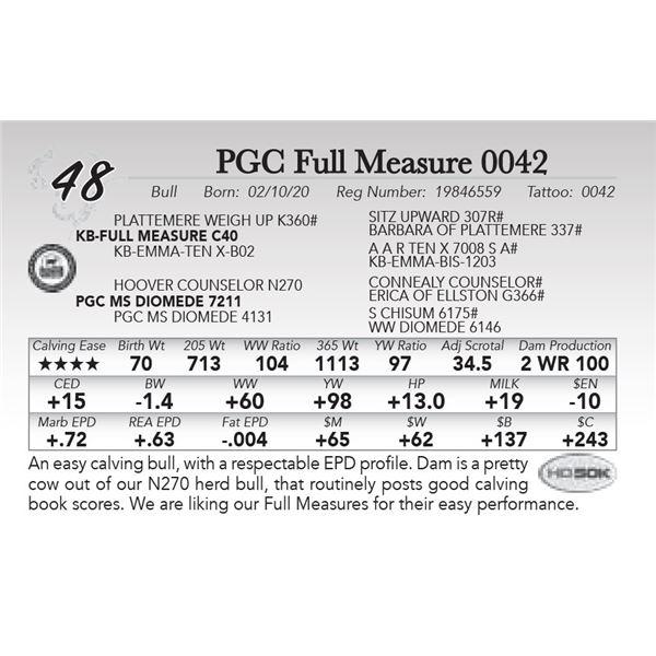 PGC Full Measure 0042