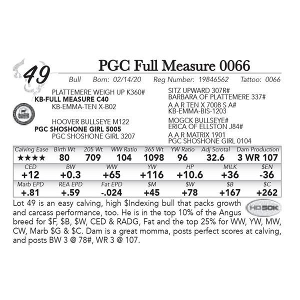 PGC Full Measure 0066
