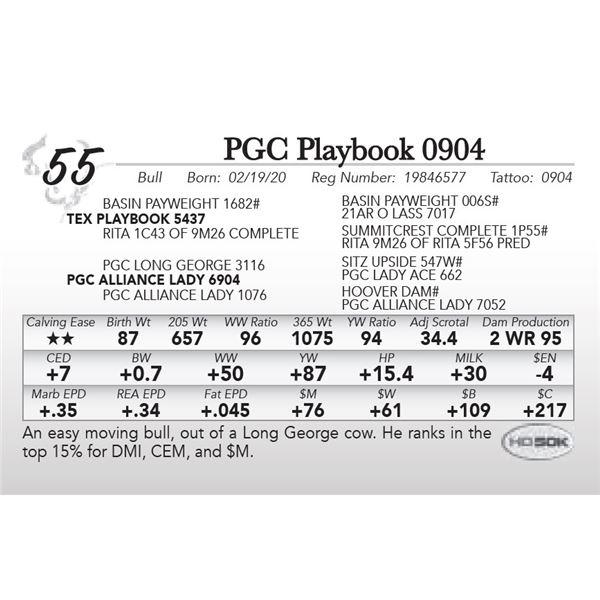 PGC Playbook 0904