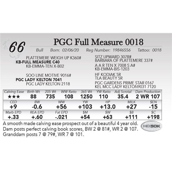 PGC Full Measure 0018