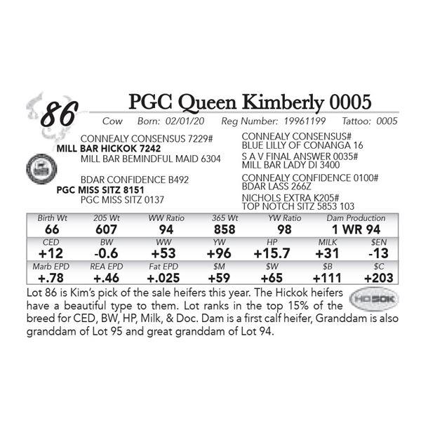PGC Queen Kimberly 0005