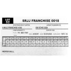 SRJJ FRANCHISE 0018