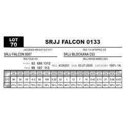 SRJJ FALCON 0133