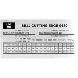 SRJJ CUTTING EDGE 0130