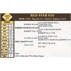 RED STAR 010