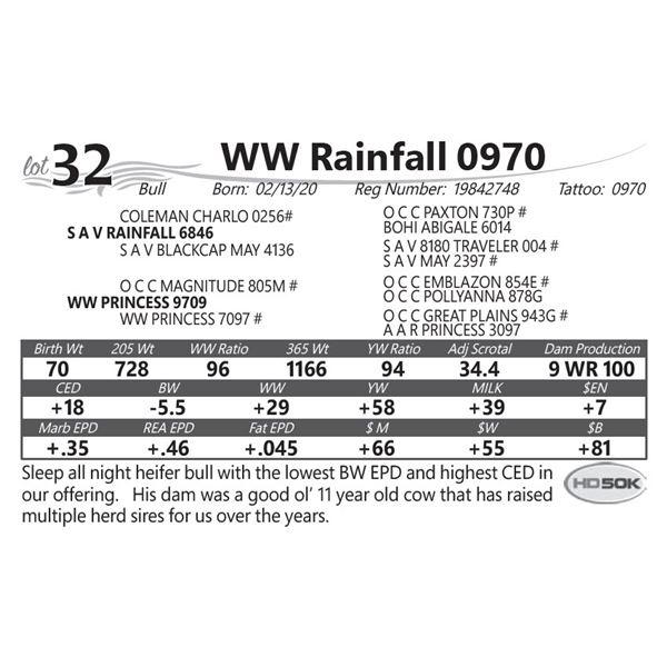 WW Rainfall 0970