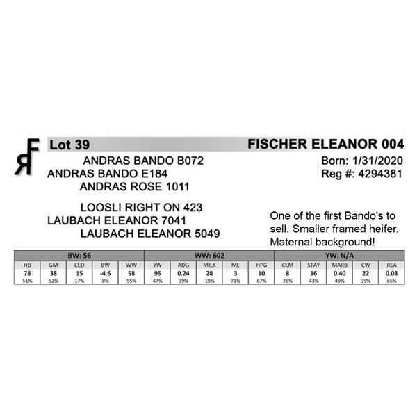 FISCHER ELEANOR 004