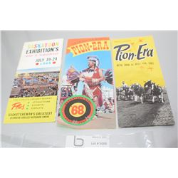 SASKATOON PION-ERA BROCHURES 1960S