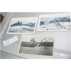 CANADIAN DISASTER POSTCARDS