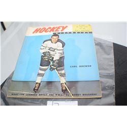 1962 HOCKEY MAGAZINE
