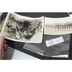 WW1 TRENCH PHOTOGRAPH ETC