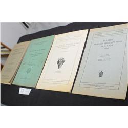 1920s 1930s Saskatchewan government depression farm manuals