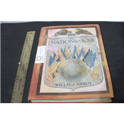 1918 NATIONS AT WAR WW1 BOOK