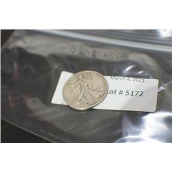 1945 USA HALF DOLLAR