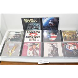 10 CD LOT..all excellent condition ..COUNTRY