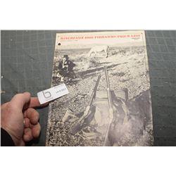 1966 WINCHESTER RIFLE PRICE LIST