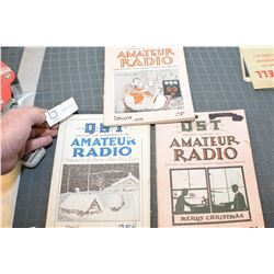 1927 RADIO MAGAZINES