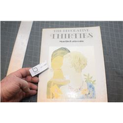 1930s DECORATING BOOK