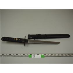 DECORATIVE KNIFE WITH SHEATH