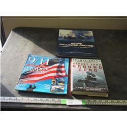 (3) 911 BOOKS