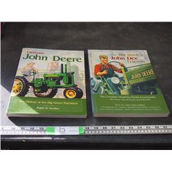 2X THE MONEY / JOHN DEERE BOOKS