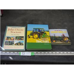 2 JOHN DEERE BOOKS & TRACTOR BOOK