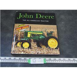 JOHN DEERE HARD COVER BOOK 1993