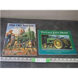 2X THE MONEY / JOHN DEERE & TRACTOR BOOK