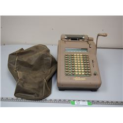 NATIONAL CASH REGISTER WITH COVER
