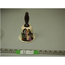CERAMIC BELL (NO CLAPPER)